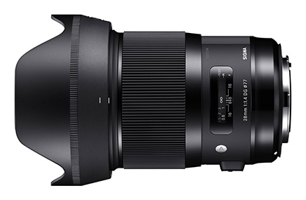 【新品】(シグマ) SIGMA Art 28mm F1.4 DG HSM(シグマSA用)