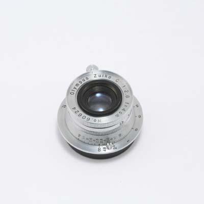 オリンパス ズイコーC4cm/2.8(Lマウント)