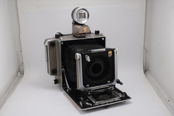リンホフ スーパーテヒニカ45V+ファインダー