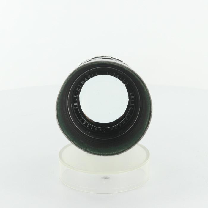 ライカ テレエルマリートM90/2.8(初期)+フードIUFOO