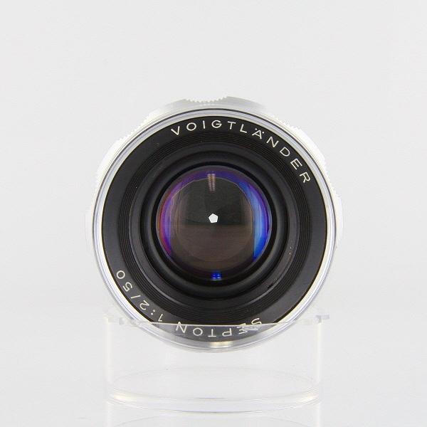 フォクトレンダー セプトン 50/F2 (デッケル)