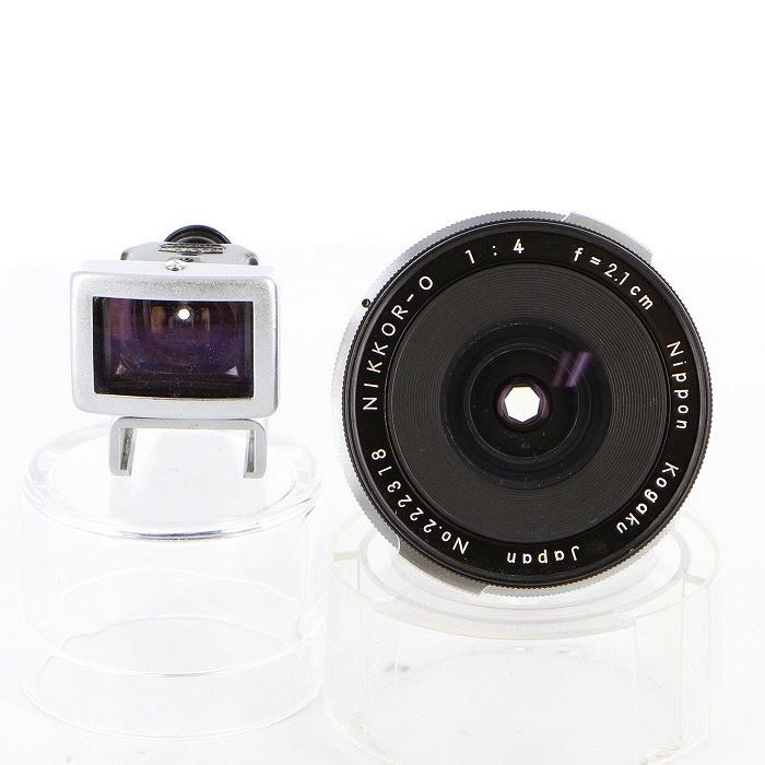 ニコン Nikkor O 2.1cm F4 +Finder