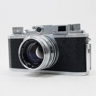 キヤノン II F(改)+L50/1.8