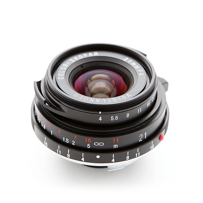 【新品】(コシナ) COSINA Voigtlander COLOR-SKOPAR 21mm F4 P