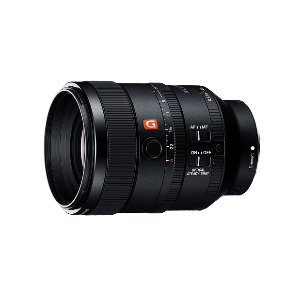 【新品】(ソニー) SONY FE 100mm F2.8 STF GM OSS [SEL100F28GM]