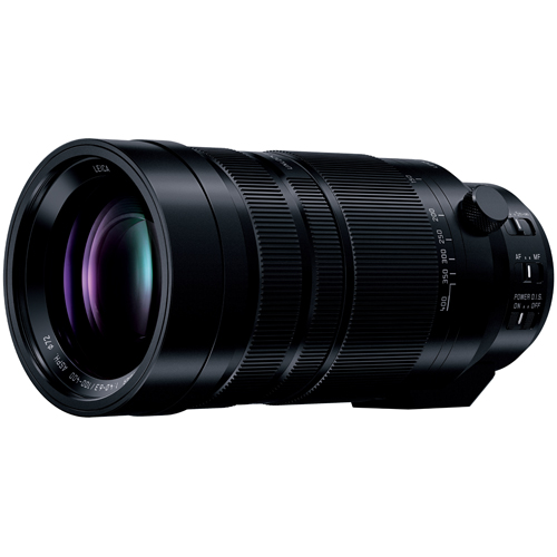 【新品】(パナソニック) Panasonic LEICA DG VARIO-ELMAR 100-400mm / F4.0-6.3 ASPH. / POWER O.I.S. [H-RS100400]
