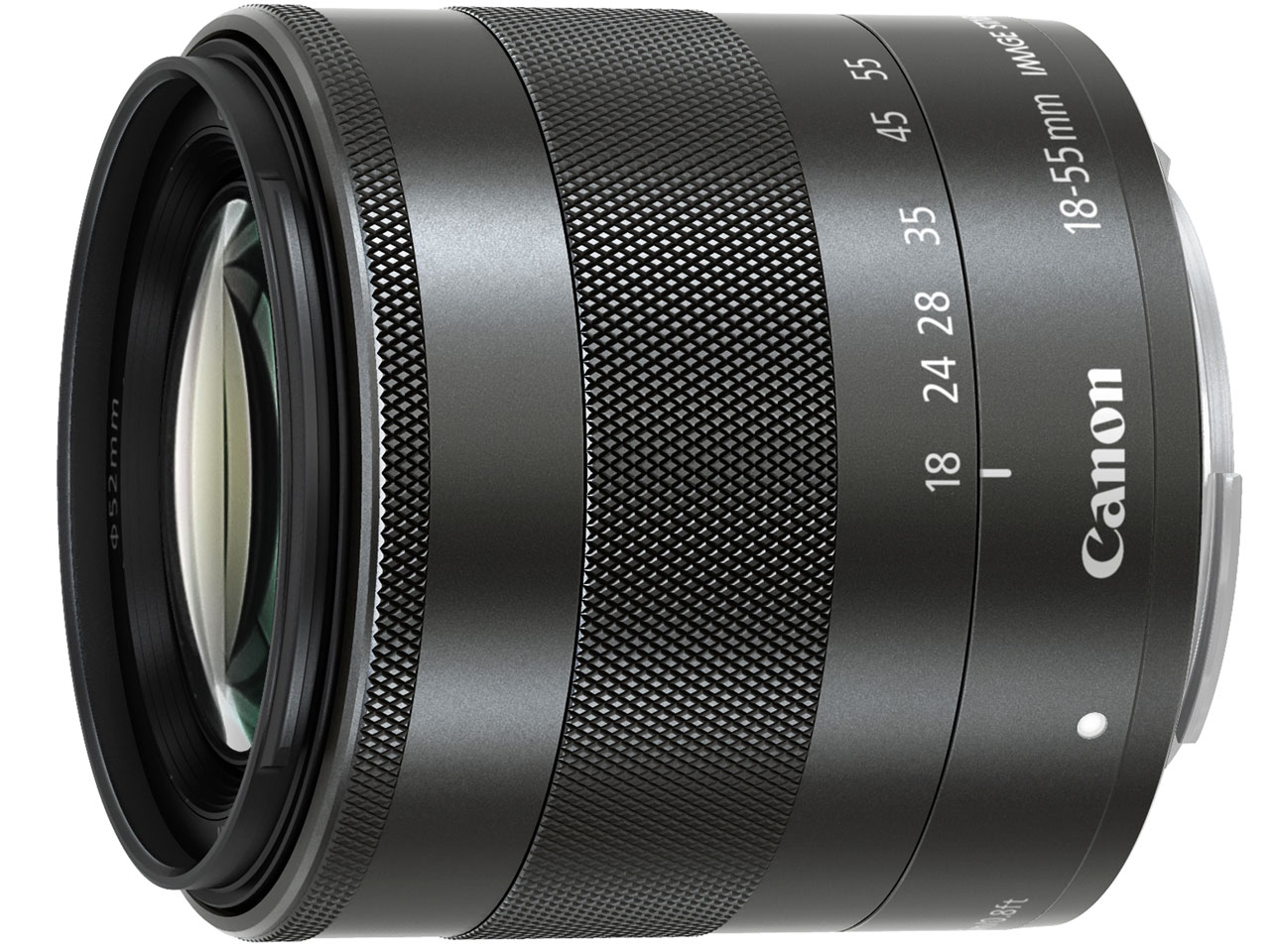 【新品】(キヤノン) Canon EF-M18-55/F3.5-5.6 IS STM
