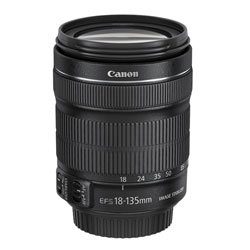 【買取】(キヤノン) Canon EF-S18-135mm F3.5-5.6 IS STM