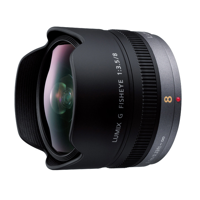 【買取】(パナソニック) Panasonic LUMIX G FISHEYE 8mm F3.5