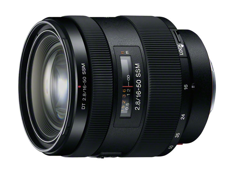 【新品】(ソニー) SONY DT 16-50mm F2.8 SSM (SAL1650)