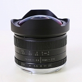 【中古】()  七工匠 7artisans 7.5/2.8 Fish-eye Eマウント