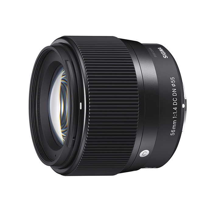 【新品】(シグマ) SIGMA Contemporary 56mm F1.4 DC DN(ソニーE用)