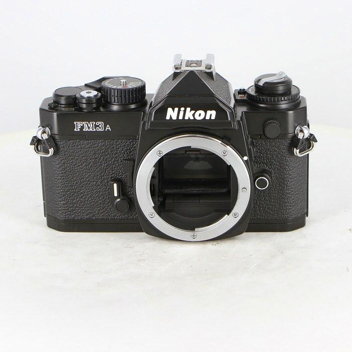 【中古】(ニコン)  Nikon FM3A ブラック
