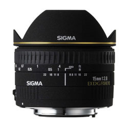 【新品】(シグマ) SIGMA 15mm F2.8 EX DG DIAGONAL FISHEYE ニコン用