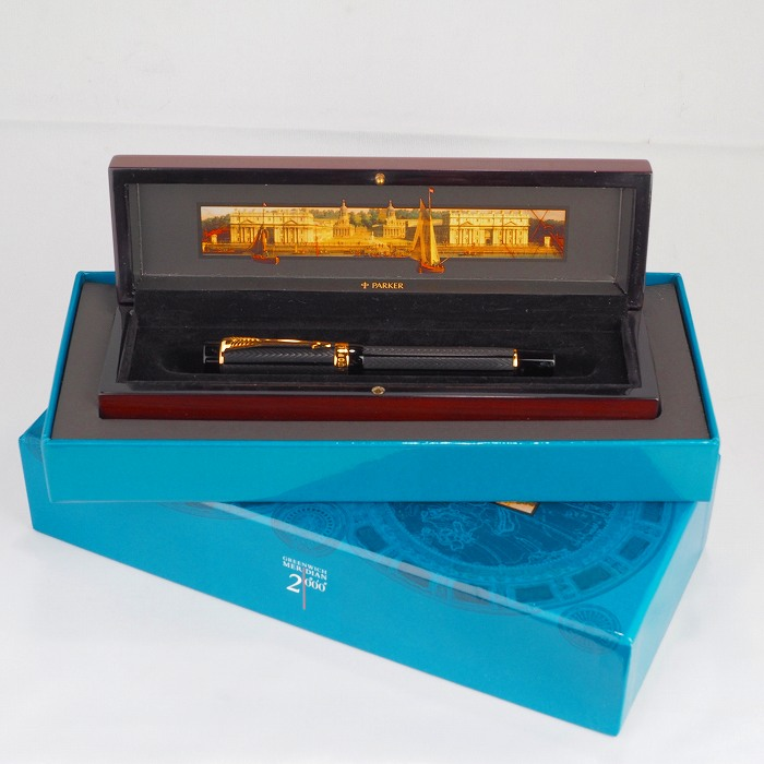 【中古】(パーカー) Parker Duoforld Limited Edition GREENWICH