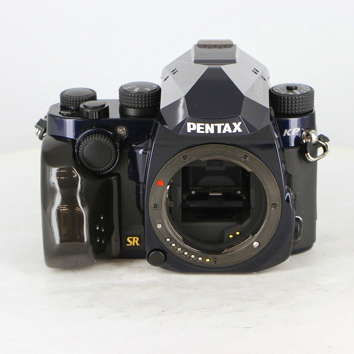 【中古】(ペンタックス) PENTAX KP J LIMITED DARK NIGHT NAVY ボディ