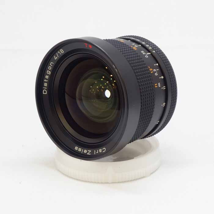 【中古】(コンタックス) CONTAX Distagon T*18/4 AE Germany