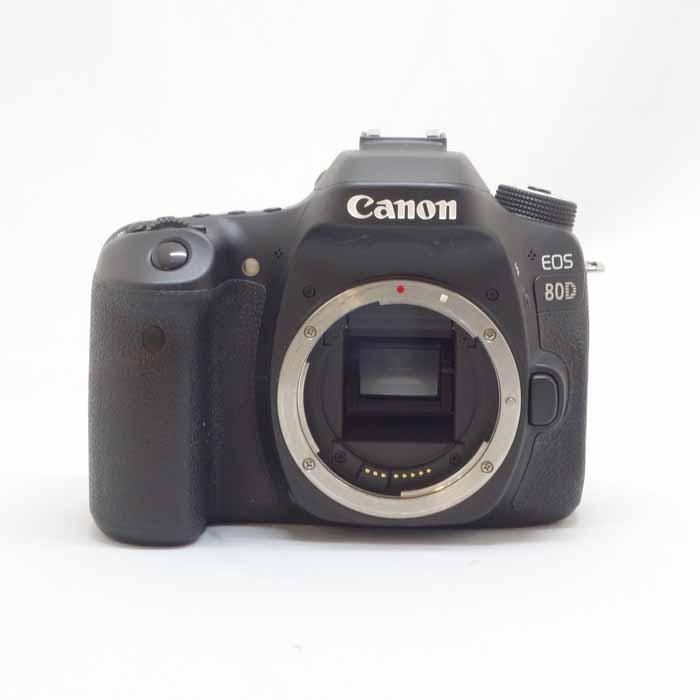 【中古】(キヤノン) Canon EOS 80D ボデイ