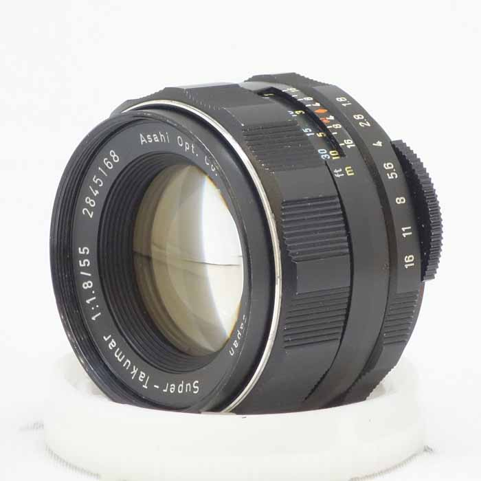 【中古】(ペンタックス) PENTAX SUPER-TAKUMAR 55mm F1.8