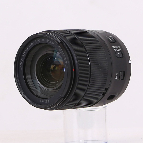 【中古】(キヤノン) Canon EF-S18-135/F3.5-5.6 IS USM