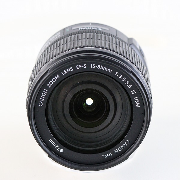【中古】(キヤノン) Canon EF-S15-85/F3.5-5.6 IS USM