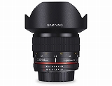 【新品】(サムヤン) SAMYANG 14mm F2.8 ED AS IF UMC ニコン AE用