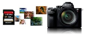 ソニーの高速SDメモリーカード UXシリーズ
