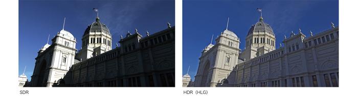 高解像4K動画と多彩な撮影機能