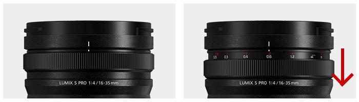 LUMIX S PRO 16-35mm F4